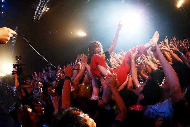8月27日(日)@Zepp DiverCity Tokyo