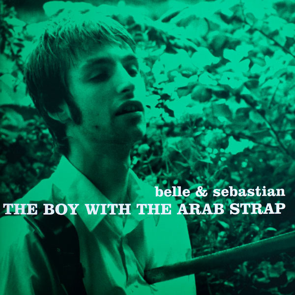 「A Summer Wasting」収録アルバム『The Boy With The Arab Strap』/BELLE AND SEBASTIAN
