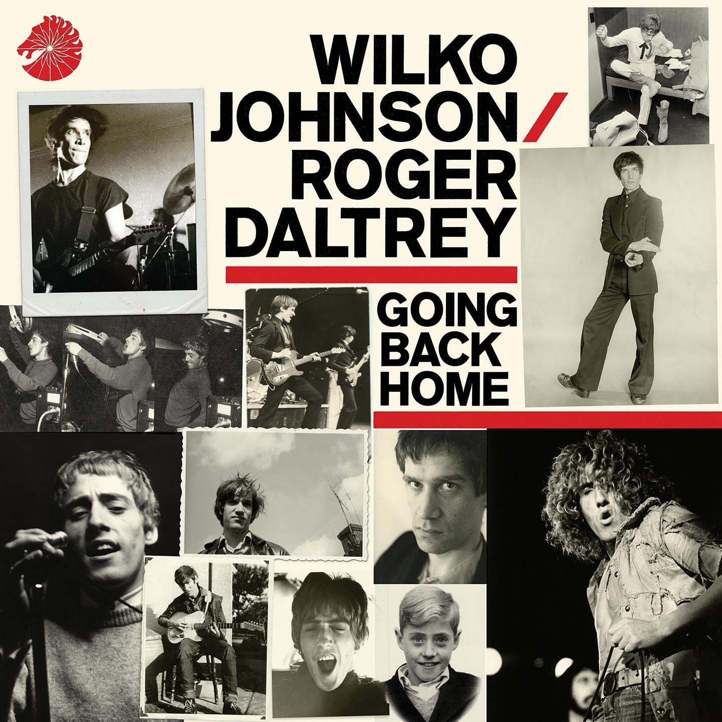 「Going Back Home」/WILKO JOHNSON/ROGER DALTREY