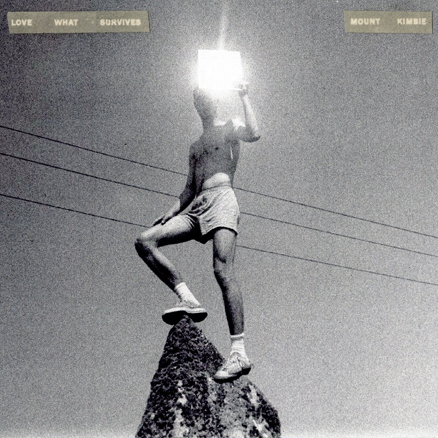 「We Go Home Together (feat. James Blake)」収録アルバム『Love What Survives』/MOUNT KIMBIE
