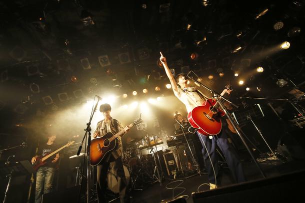 【さくらしめじ】 『菌育 in the 家(はうす) スペシャル!』 2017年9月3日 at 渋谷CLUB QUATTRO