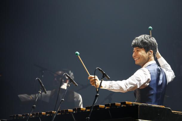 9月9日、10日@さいたまスーパーアリーナ Photo by 西槇太一