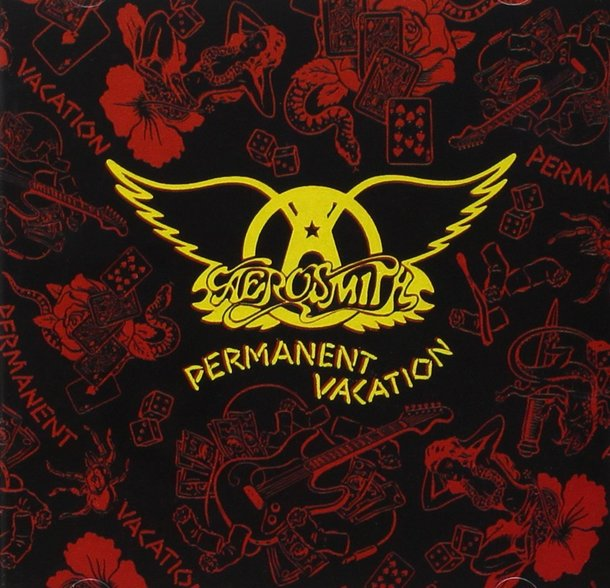 「Angel」収録アルバム『PARMANENT VACATION』/AEROSMITH