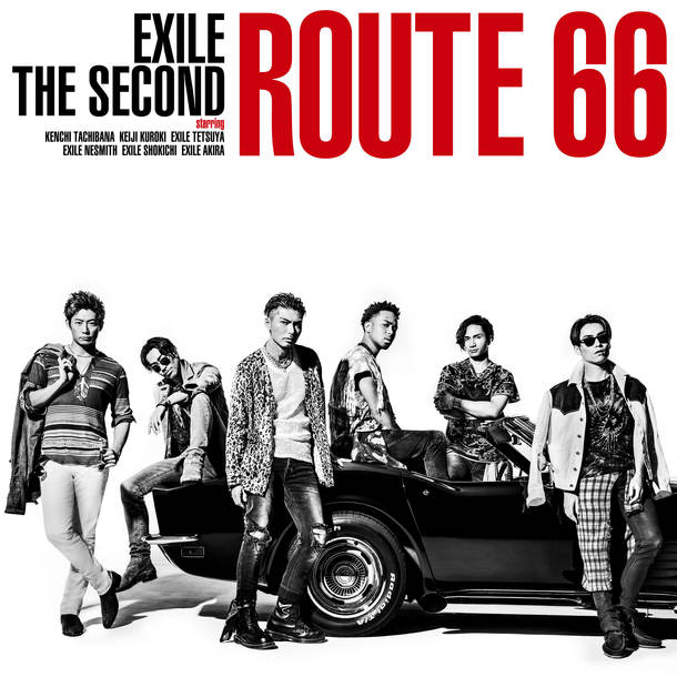 シングル「Route 66」【CD+DVD】