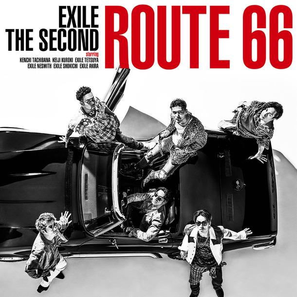 シングル「Route 66」【CD+DVD 】(mu-moショップ限定)