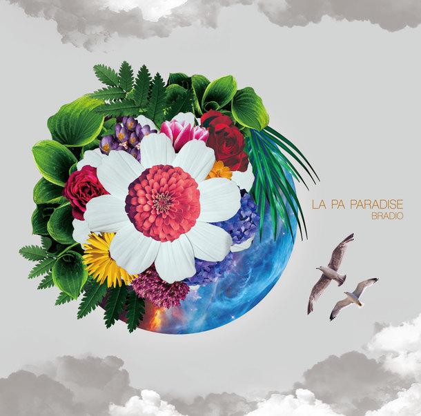 シングル「LA PA PARADISE」【通常盤】