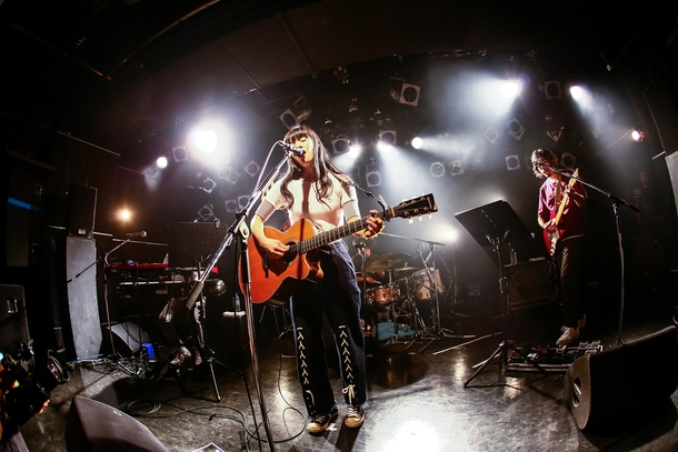 9月13日@原宿アストロホール photo by 笹森健一