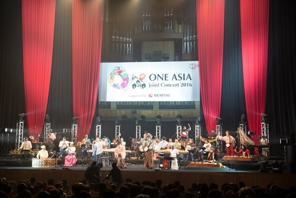 『ONE ASIA Joint Concert』写真