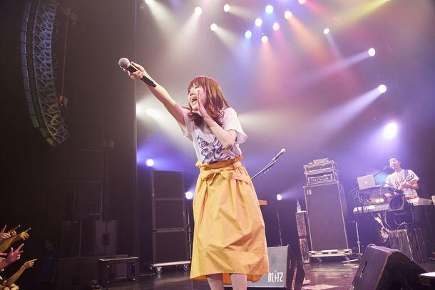 9月16日@赤坂BLITZ photo by 田中聖太郎写真事務所