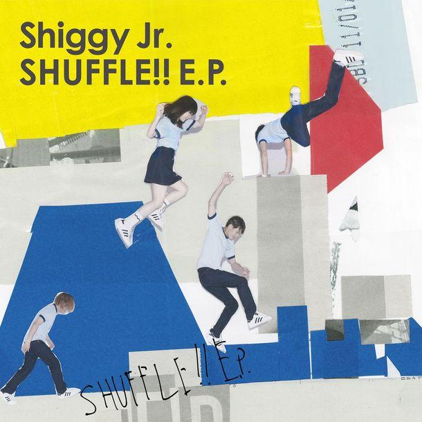 EP『SHUFFLE!! E.P.』【初回限定盤】(CD+DVD)