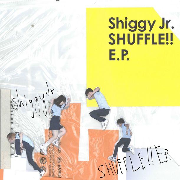 EP『SHUFFLE!! E.P.』【通常盤】(CD)