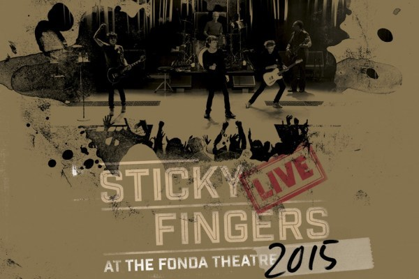 The Rolling Stonesが、71年の名盤を再現した「sticky Fingers Live At The
