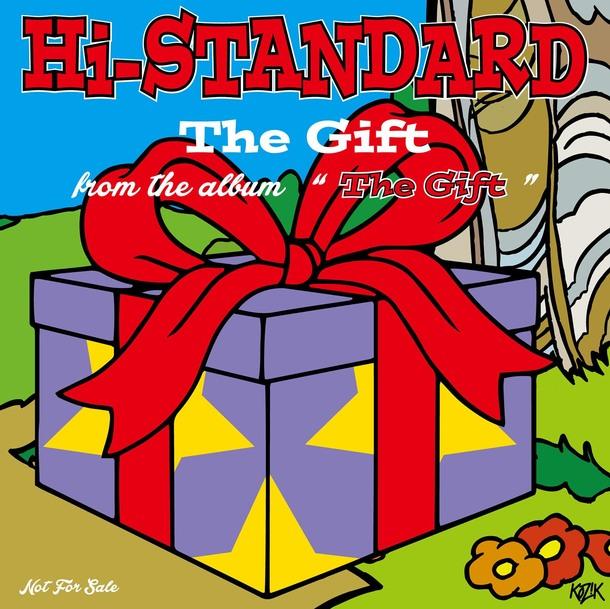アルバム『THE GIFT』先着特典(無料配布CD)