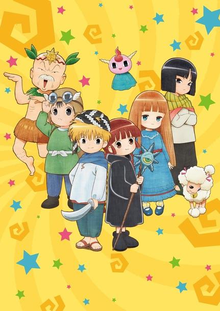 TVアニメ『魔法陣グルグル』  (C)衛藤ヒロユキ/SQUARE ENIX・「魔法陣グルグル」製作委員会