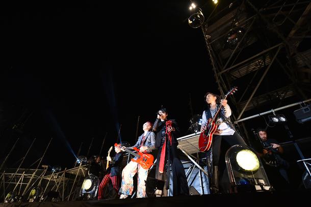 2017年9月24日@お台場野外特設会場J地区