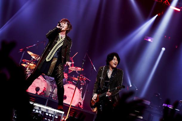 【GRANRODEO】 『GRANRODEO LIVE 2017 G12  ROCK☆SHOW 道化達ノ宴 』 2017年9月22日 at 日本武道館