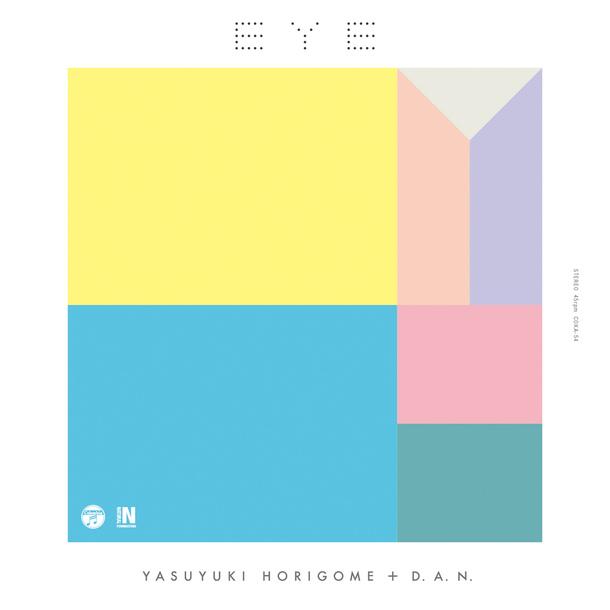 EP『EYE』