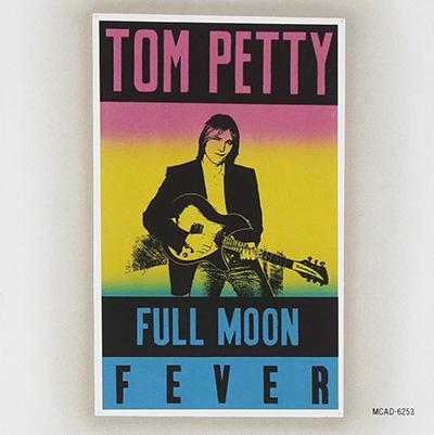「Free Fallin'」収録アルバム『Full Moon Fever』