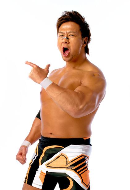 新日本プロレス 小島聡選手