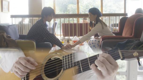 「恋と嘘 〜ぎゅっと君の手を〜」MVキャプチャ