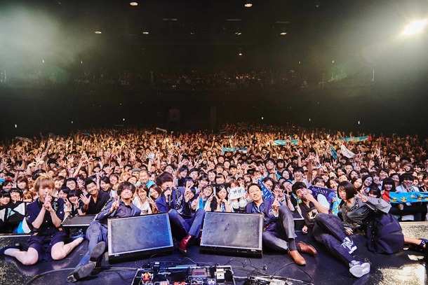 indigo la End photo by 井手 康郎