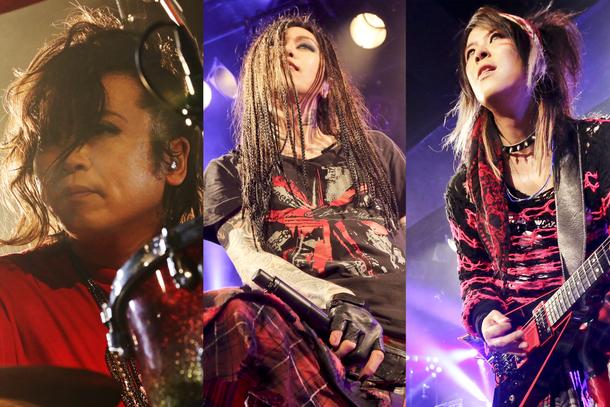 【PENICILLIN ライヴレポート】 『TOUR 2017  とのGIG to ROCK ROCK IV』 2017年10月8日 at 恵比寿 LIQUIDROOM