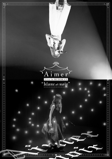 "Blu-ray『Aimer Live in 武道館 ""blanc et noir""』【通常盤】"