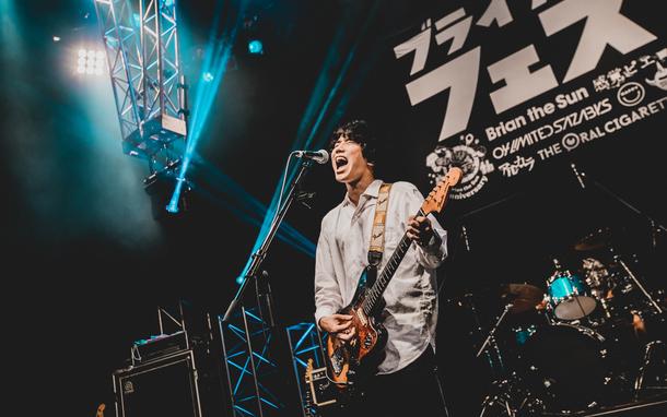 【Brian the Sun】 『ブライアンフェス』 2017年10月9日 at 赤坂BLITZ