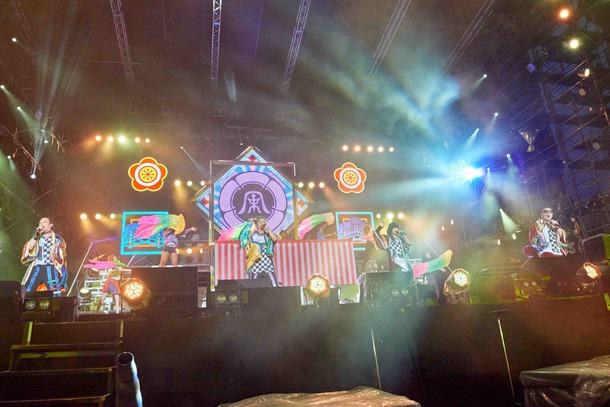 9月3日(日)@ 横浜赤レンガ 野外特設ステージ