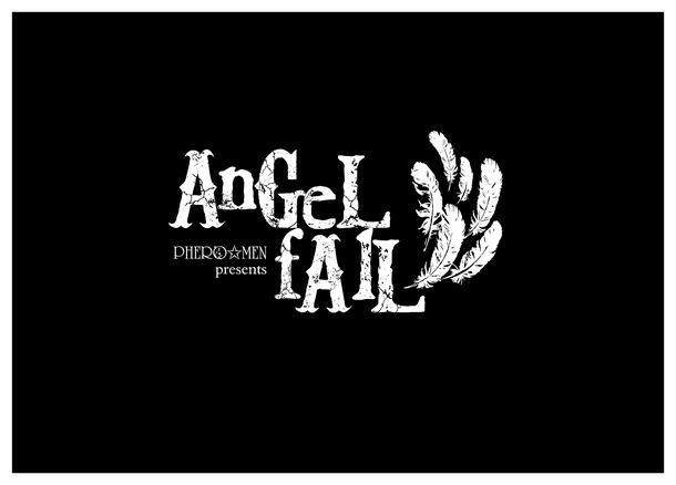 朗読舞台『AnGeL fAlL』ロゴ