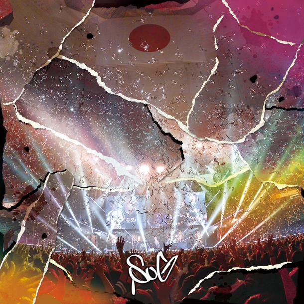 ライブ映像『HEAVY POSITIVE ROCK FINAL LIVE AT NIPPON BUDOKAN』【SuG SHOP限定盤】(2BD+1DVD+ACCESSORY)