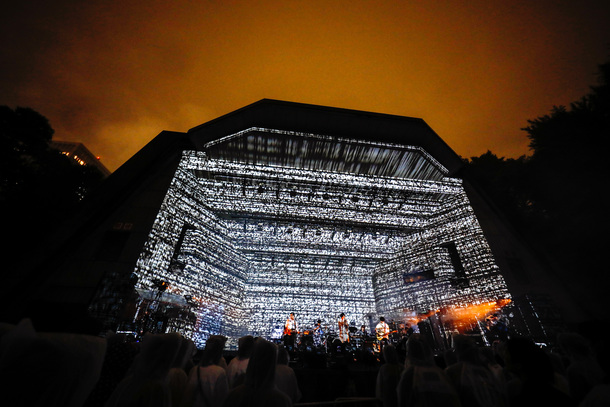 10月28日(土)@東京・日比谷野外大音楽堂