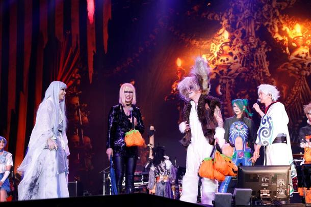 10月29日(日)@『HALLOWEEN PARTY 2017』