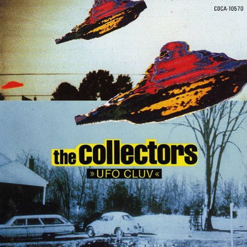 『UFO CLUV』('93)/The Collectors