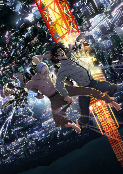 TVアニメ「いぬやしき」キービジュアル (c)奥浩哉・講談社/アニメ「いぬやしき」製作委員会
