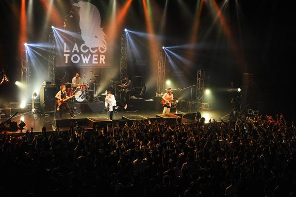 10月28日@Zepp DiverCity Tokyo