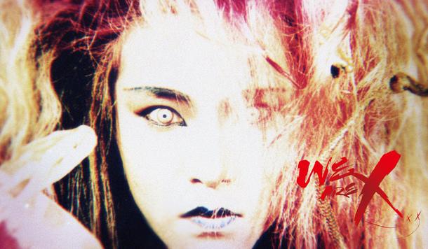 Blu-ray&DVD『WE ARE X』特製トレーディングカード