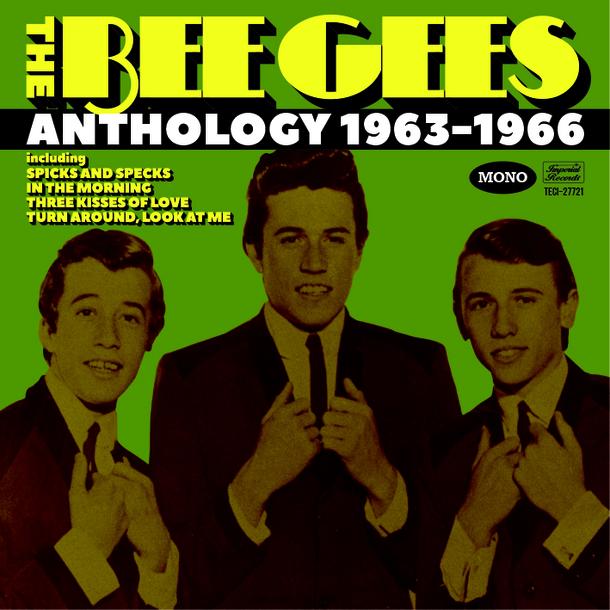 アルバム『アンソロジー 1963-1966』