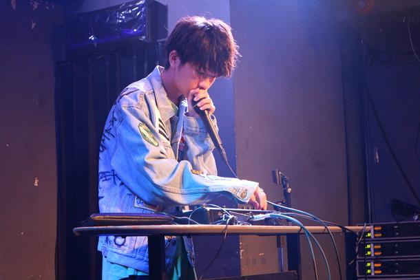 11月5日@宮城・仙台LIVE HOUSE enn 2nd(ゲスト:SUPER★DRAGON 洸希)
