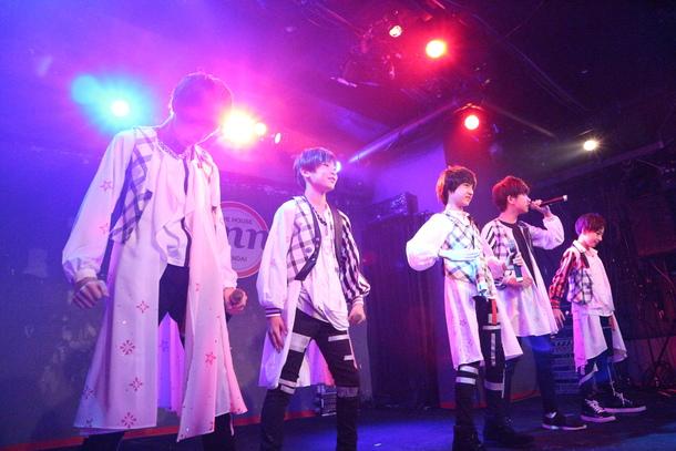 11月5日@宮城・仙台LIVE HOUSE enn 2nd
