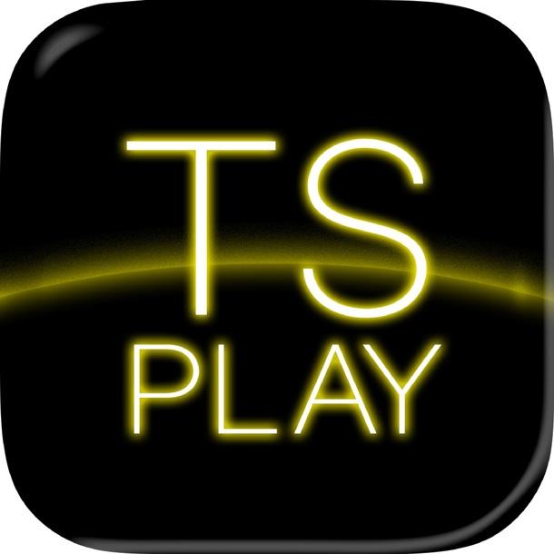 TS PLAY アプリストア