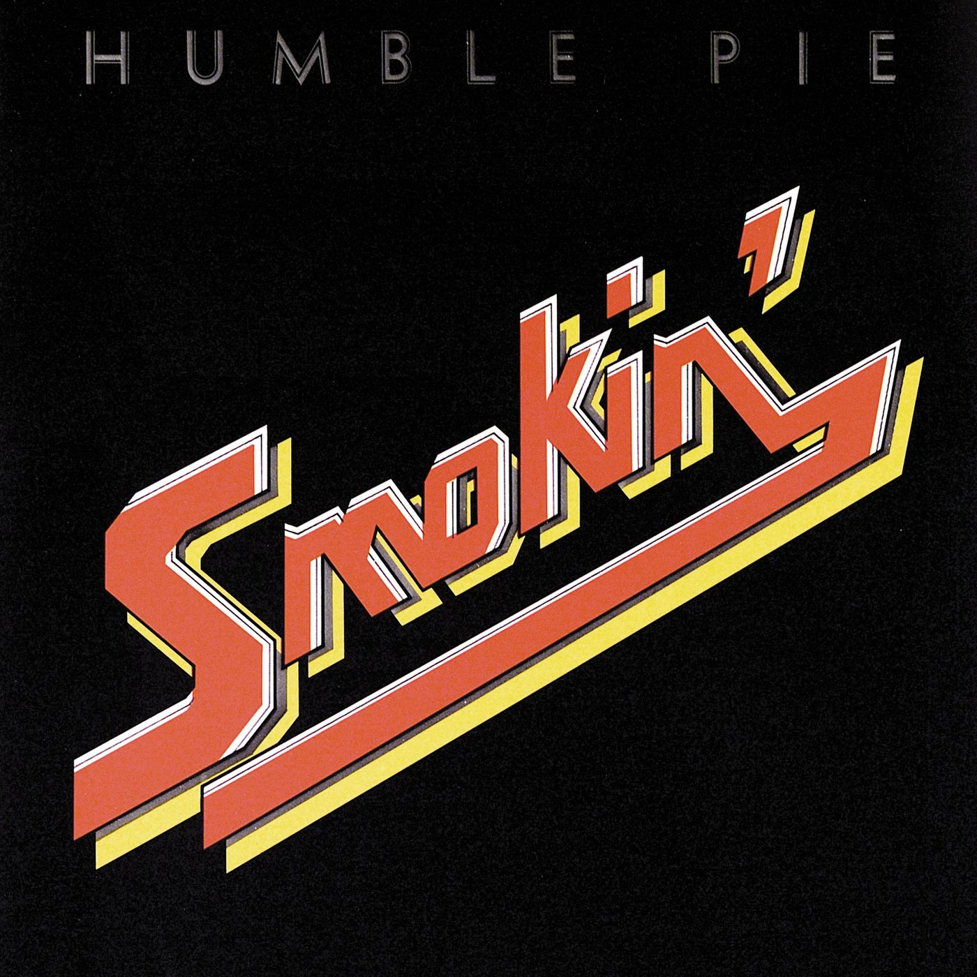 『Smokin'』('72)/Humble Pie