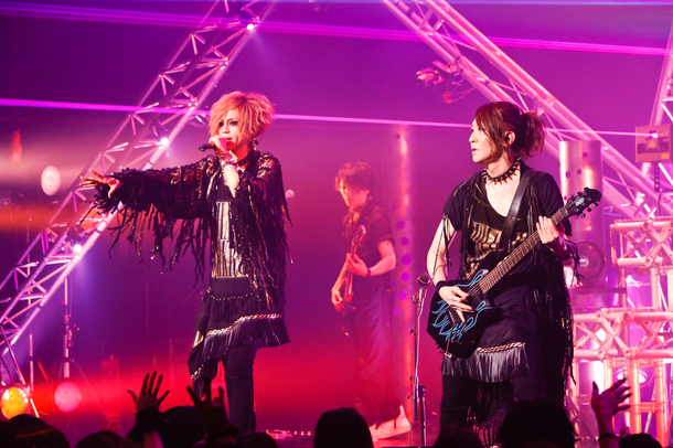 【LM.C ライヴレポート】