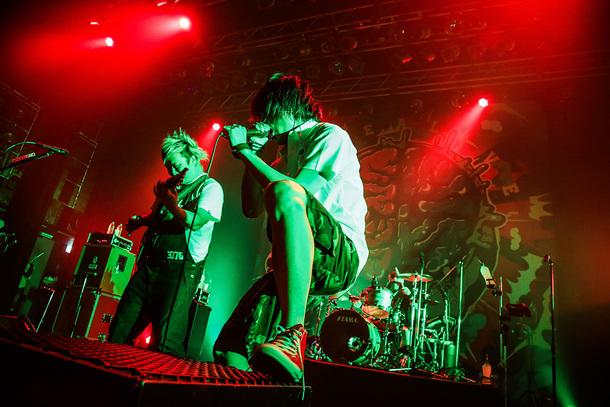 【ヒステリックパニック  ライヴレポート】 『「DEAD or ALIVE」TOUR 2017』 2017年11月5日 at TSUTAYA-O-EAST