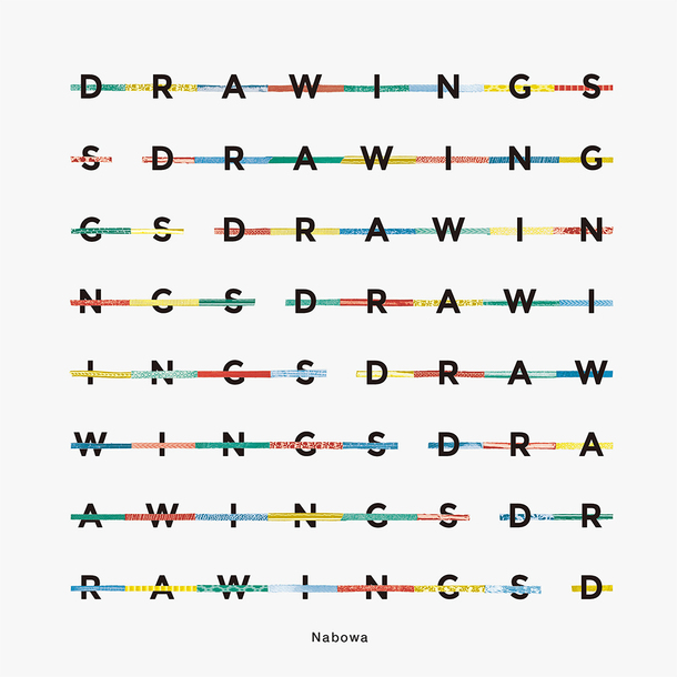 Nabowa 5th Album「DRAWINGS」