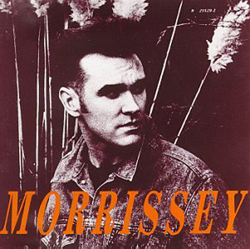 シングル「November Spawned a Monster」/Morrissey