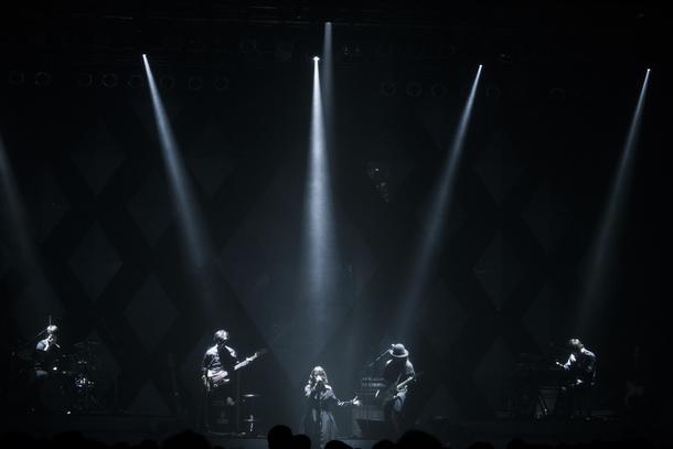 11月14日(火)@Zepp Tokyo photo by 田中聖太郎