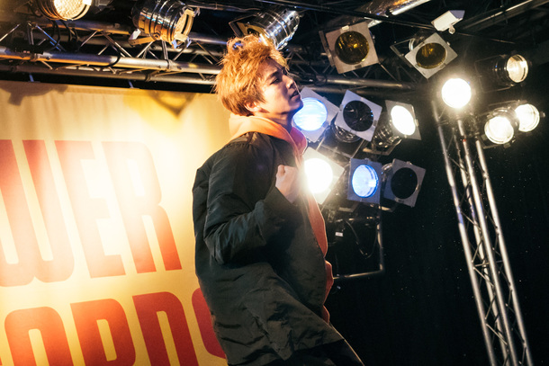 颯斗/11月15日@タワーレコード渋谷店・CUTUP STUDIO