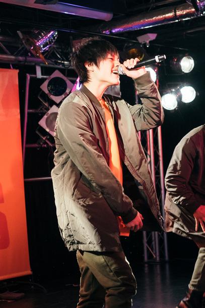 謙信/11月15日@タワーレコード渋谷店・CUTUP STUDIO