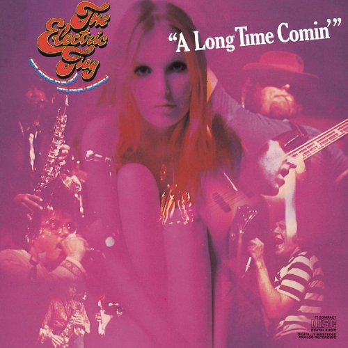 『A Long Time Comin'』('68)/The Electric Flag